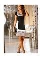 Bonprix Express Elbise Siyah